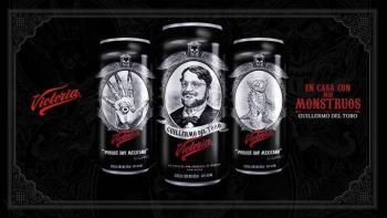 Guillermo del Toro, expone a cervecera