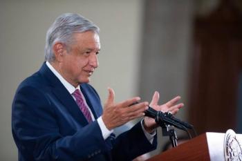 """Reitera AMLO que PEF 2020 no incluirá """"moches"""""""