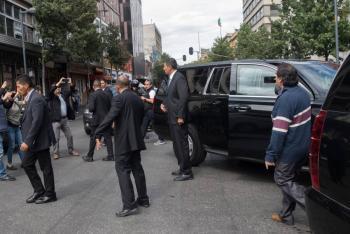 Miembros del extinto Estado Mayor Presidencial, a cargo de proteger a Evo Morales