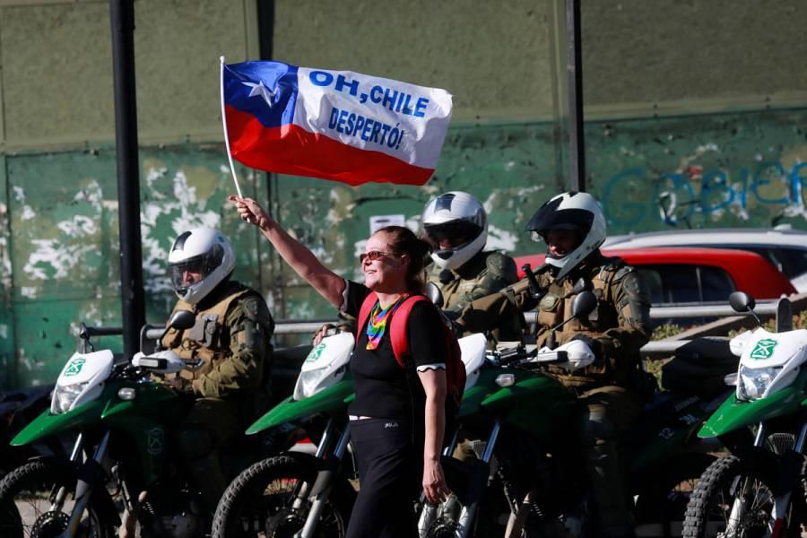 Acuerda Chile histórico proceso para reemplazar su Constitución