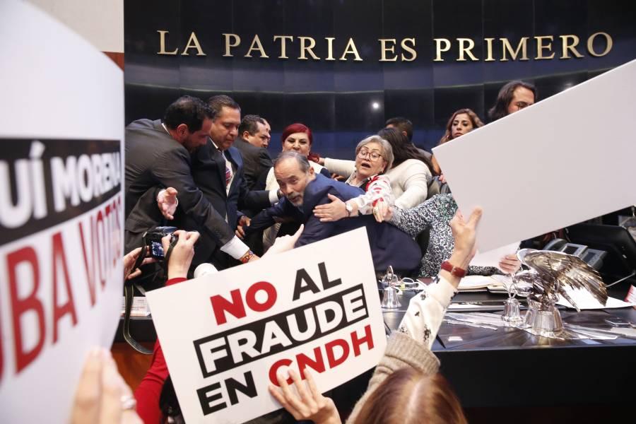 INE confirma que Rosario Ibarra Piedra aún es consejera de Morena - ContraRéplica