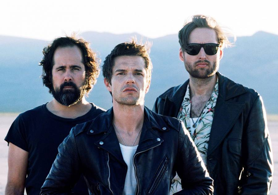 "The Killers anuncia nuevo álbum ""Imploding the Mirage"" para 2020"