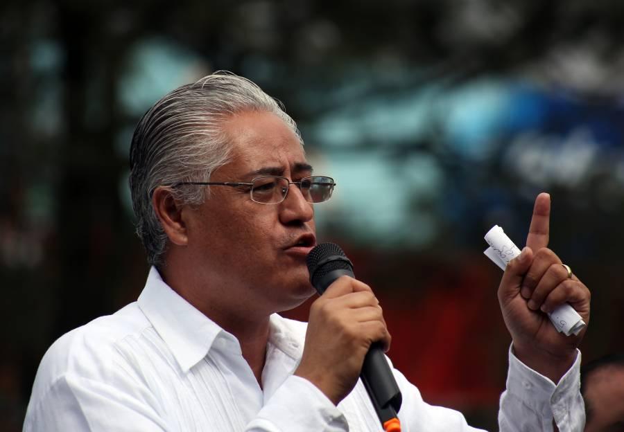 Logran rescate del ex rector de la Universidad Autónoma de Morelos, Alejandro Vera