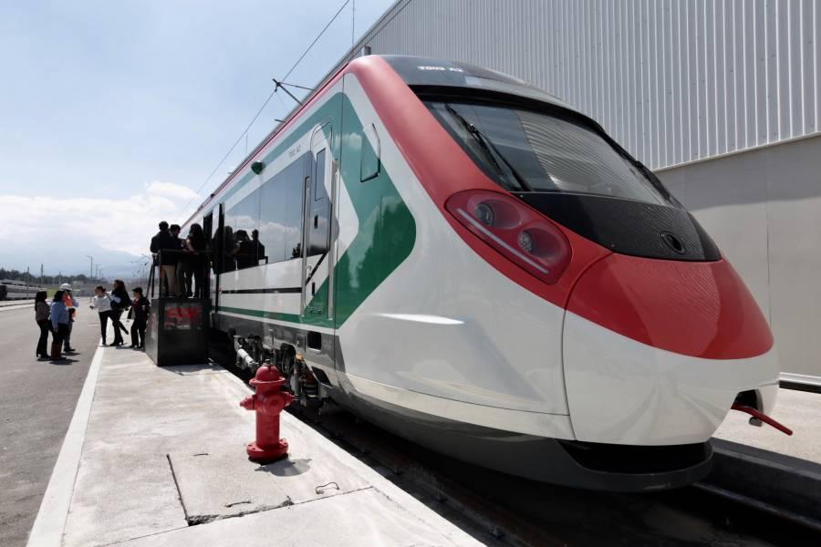 """Advierte AMLO que no cederá a """"chantajes"""" en tren Toluca-CdMx"""
