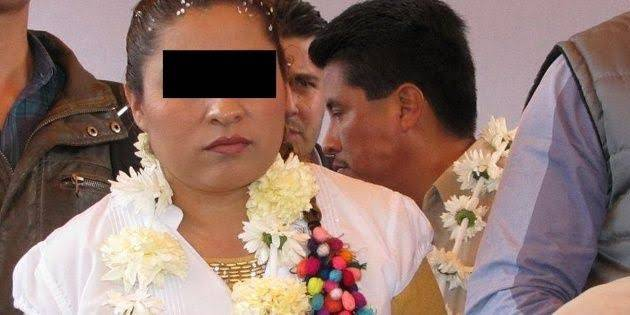 Detienen a ex alcaldesa de Mixtla de Altamirano por homicidio