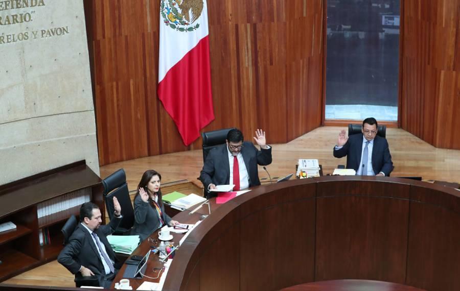Determina TEPJF que nuevos magistrados electorales no deben ganar menos
