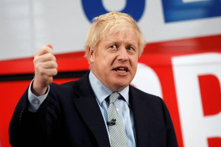 El Reino Unido estará fuera de la UE a finales de enero: Johnson