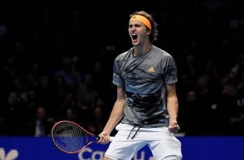 Victoria de Zverev elimina a Nadal del ATP Finals