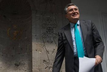 Quiero ser optimista, no prejuzgo: Luis Raúl González Pérez