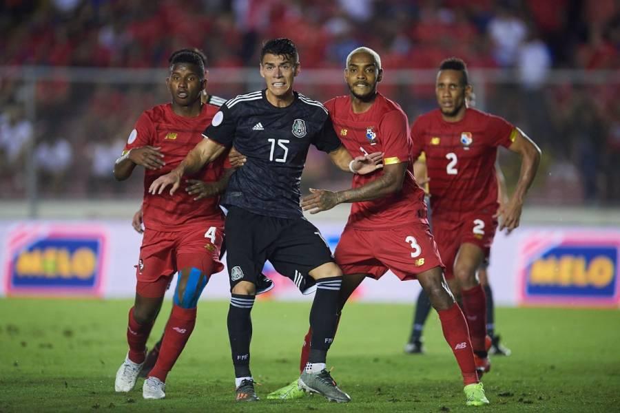 México clasifica a Copa Oro tras golear a Panamá en Liga Naciones