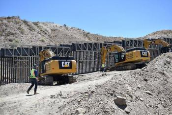 Grupo privado construirá muro en frontera entre México y EU