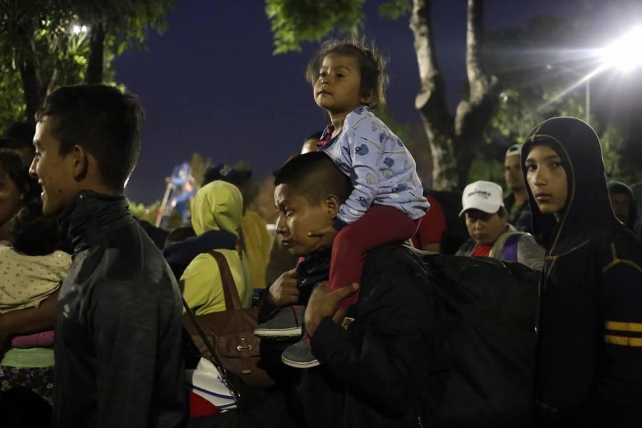 Desarman red de trata; rescatan a 387 migrantes