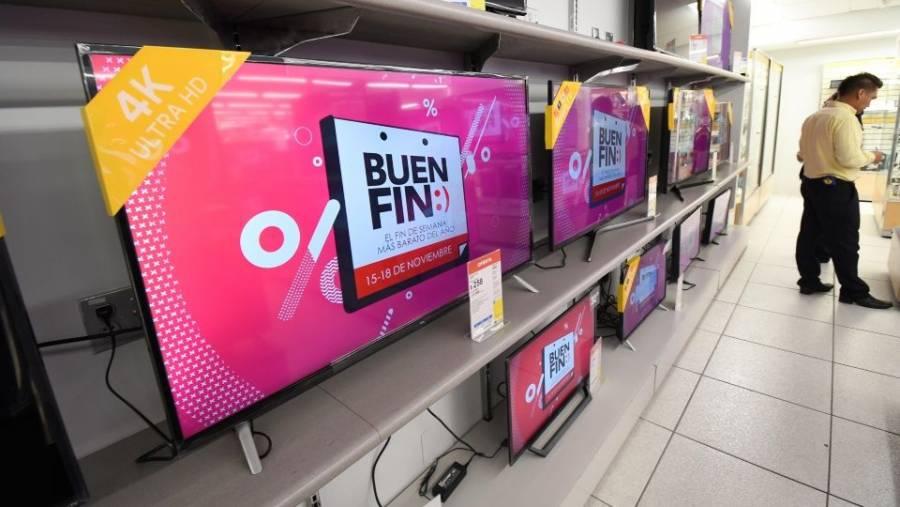 Por error, venden pantallas desde 3.30 pesos durante el Buen Fin