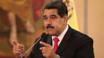 Denuncia Maduro sobornos a fuerzas armadas en Venezuela