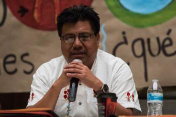 Pueblos indígenas en México apoyan asilo a Evo Morales
