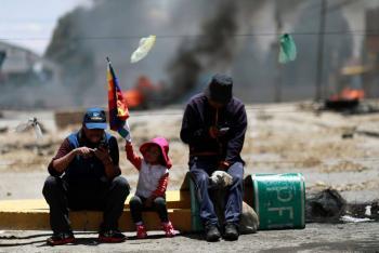 Suman 23 muertos y 715 heridos tras protestas en Bolivia