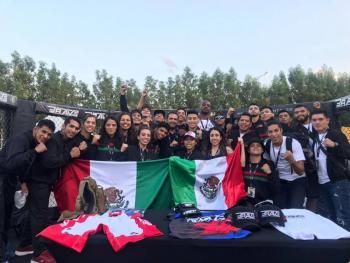 México consigue cinco medallas en el Mundial de Artes Marciales