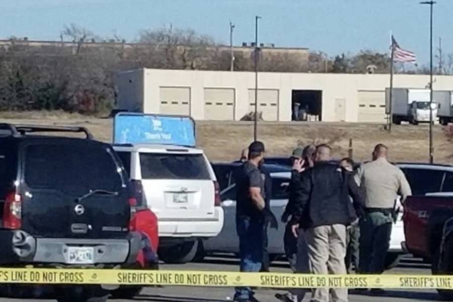 Tiroteo en Walmart de Oklahoma deja tres muertos