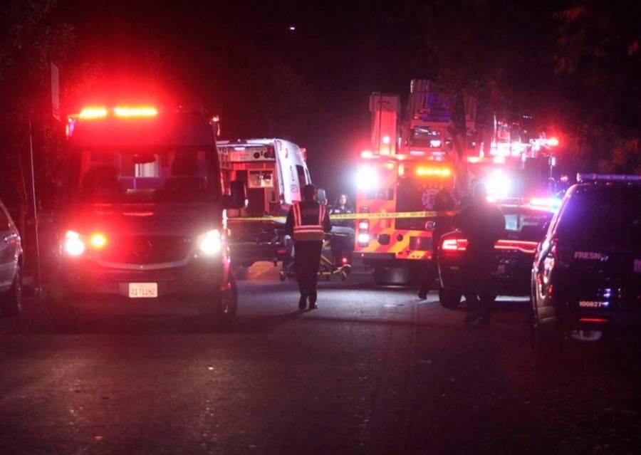 Tiroteo deja cuatro muertos en Fresno, California