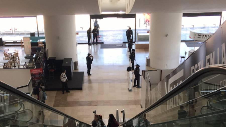 Fiscalía del Menor de la PGJ toma caso del menor detenido tras asalto enPlaza Universidad