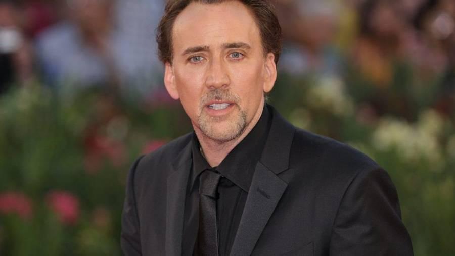 Nicolas Cage listo para la nueva cinta de Tarantino