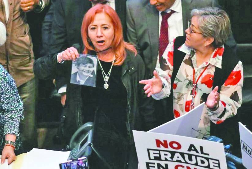 ONG promueve campaña para pedir la renuncia de Rosario Piedra