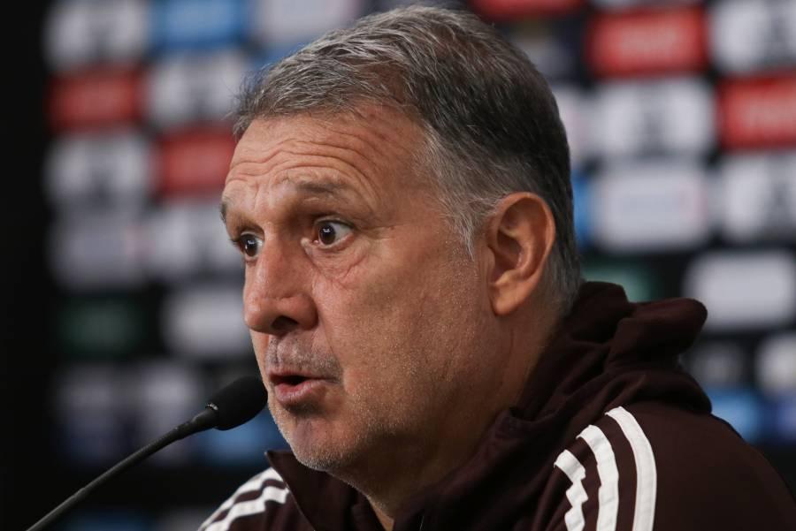 """""""Tata"""" Martino quiere reducción de extranjeros en la Liga MX"""