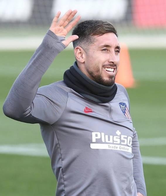 Sabía que iba a jugar poco en el Atlético de Madrid: Héctor Herrera