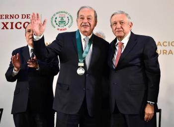 El Estado debe ser impulsor del desarrollo, dice López Obrador