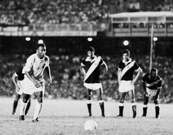 A 50 años de los mil goles de Pelé, la marca sigue imbatible