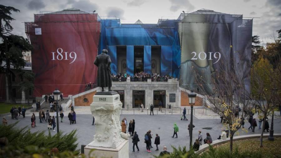 Celebra hoy su bicentenario el Museo Nacional del Prado