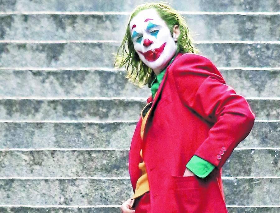 Invierten sólo 55 mdd en The Joker pero ya recaudaron 18 veces más