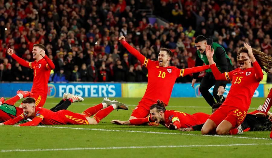 Gales, nuevo invitado a la Eurocopa 2020