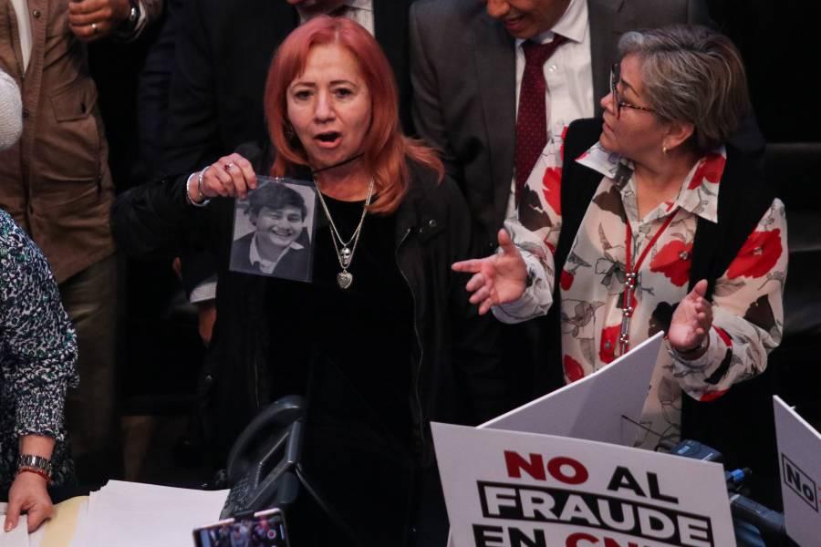 Califica AMLO de falta de respeto reacciones de gobernadores contra Rosario Piedra
