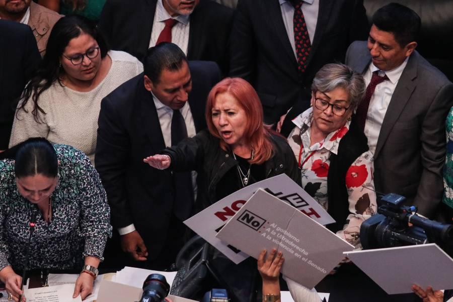 Se suman a rechazo contra Rosario Piedra comités ciudadanos delSNA