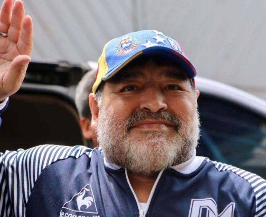 Maradona deja la dirección técnica de Gimnasia y Esgrima La Plata