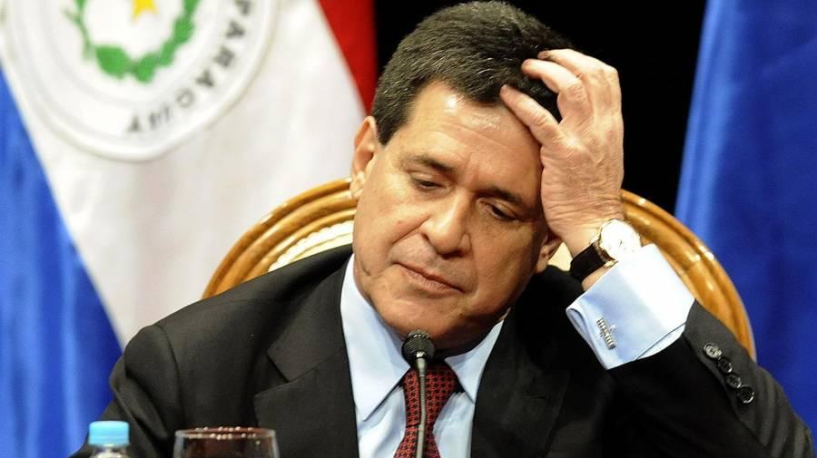 Justicia brasileña emite orden de prisión contra expresidente paraguayo