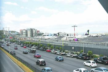 Aumenta 1.6% las operaciones aéreas en el país
