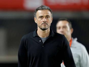 Luis Enrique vuelve como DT de la selección española