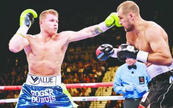Kovalev confiesa que aceptó pelear con el Canelo sólo por dinero