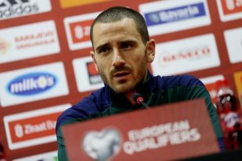 Bonucci extiende contrato con la Juventus hasta 2024