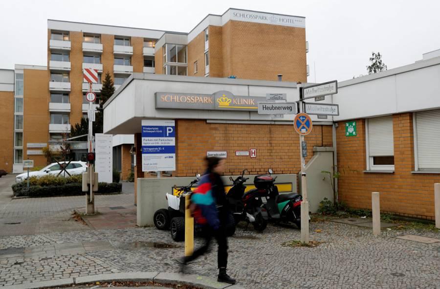 Asesinan a hijo de expresidente alemán en hospital