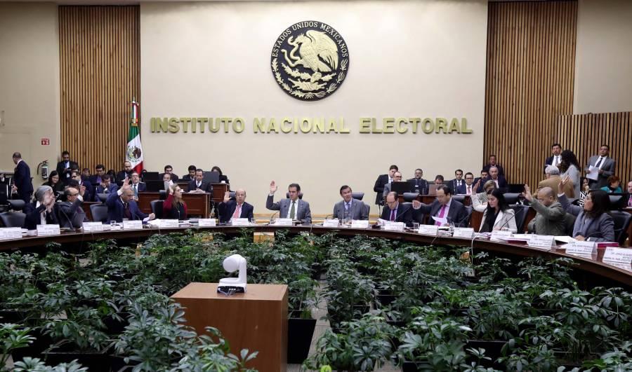 Defienden al INE ante posible recorte de presupuesto