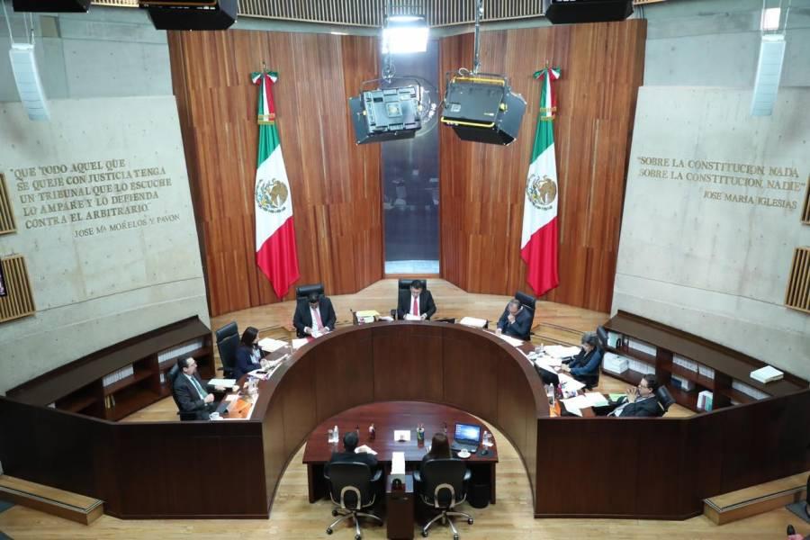 Rechaza TEPJF recurso de Sheinbaum contra sentencia del Tribunal Electoral de la CDMX