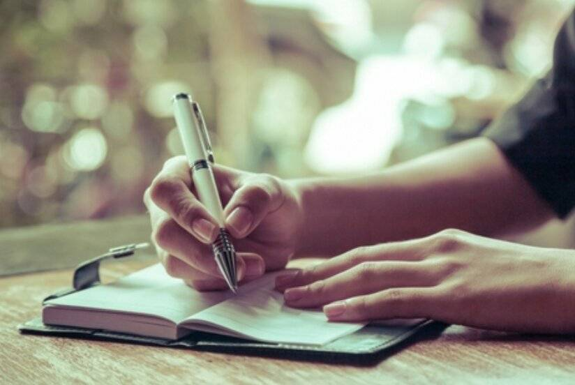 La forma en que escribes podría revelar problemas mentales