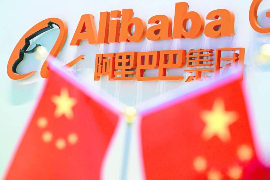 Alibaba atrae 13 mil mdd en histórico debut bursátil en China