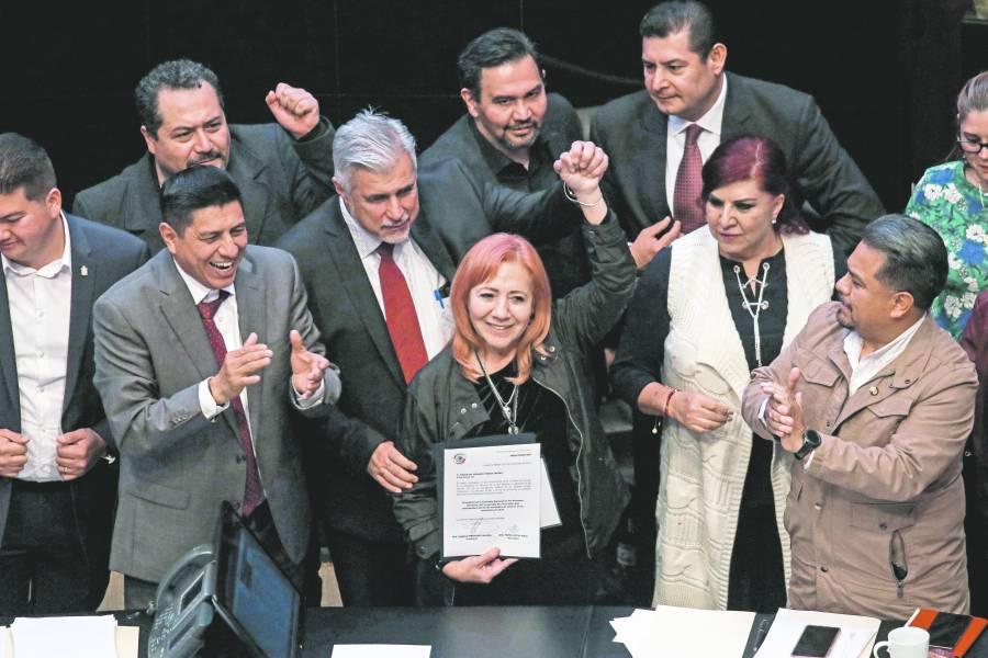 TEPJF desecha recurso contra la elección de Rosario Piedra