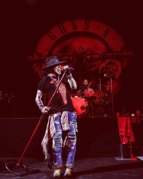 Guns N' Roses confirmado para el Vive Latino 2020
