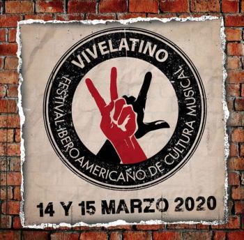 Aquí está el cartel oficial del Vive Latino 2020