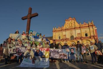 Madres Migrantes salen de Chiapas rumbo a Veracruz